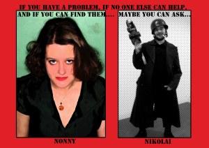 Nonny & Nikolai