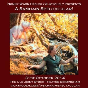 A Samhain Spectacular!